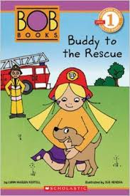 Level 1 Reading: Bob Books: Buddy to the Rescue