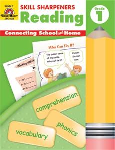 Reading Skill Sharpeners Grade 1 - Activity Book Evan Moor