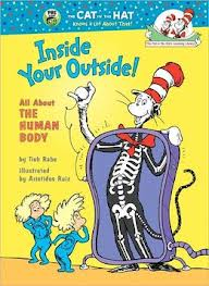 Cat in the Hat Inside Your Outside: All about the Human Body