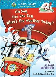 Cat in the Hat  Oh Say Can You Say Whats the Weather Today (BCK)