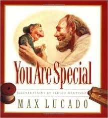 You Are Special Board Book by Max Lucado