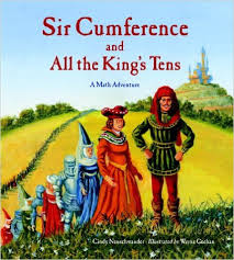 Sir Cumference and All the King's Tens (BC4)