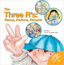 Three R'S: Reuse, Reduce, Recycle