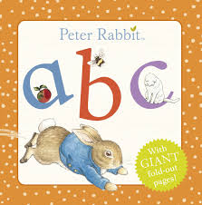 Peter Rabbit A B C Board Book