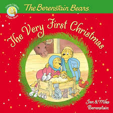 Berenstain Bears, the Very First Christmas (Gift Idea, family, tradition)