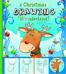 Christmas Drawing Wonderland! (gift idea, First Facts: Holiday Sketchbook )
