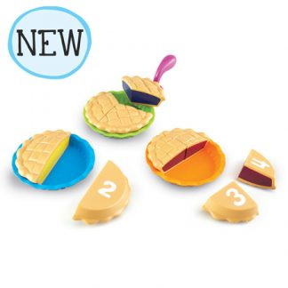 Smart Snacks Puzzle Pies (Gift Ideas, STEM)