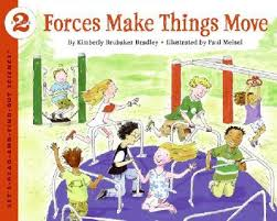 Forces Make Things Move (Stage 2) Easy Read