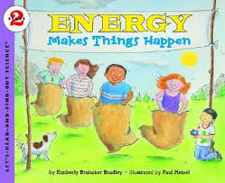 Energy Makes Things Happen ( Stage 2) (BC3) Easy Read