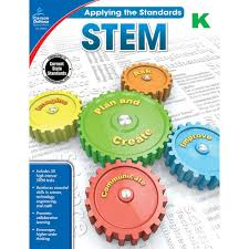 STEM Workbook Grade K (BCK)