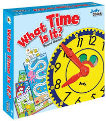 What Time Is It? Board Game (STEM, BC3)