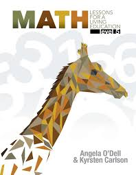 Math Lessons for a Living Education Grade 5 (HCOS5, BC5.Faith Based, Master Books)