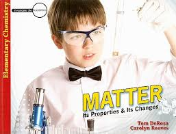 Matter Its Properties and its Changes (Master Books) (Faith-based, BC2, BC3)