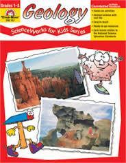 Geology, Grades 1-3 - Evan Moor (rocks minerals, BC3)