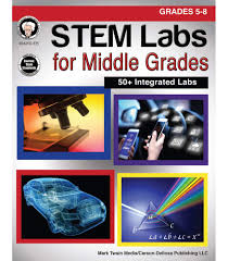 STEM Labs for Middle Grades Workbook (BC6, BC7)