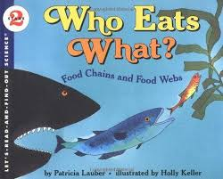 Who Eats What?: Food Chains and Food Webs (Stage 2) (CP3, BC3) Easy Read