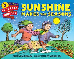 Sunshine Makes the Seasons (Stage 2) Easy Read (Weather, CP1, BC1,HCOS1)