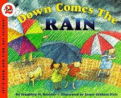 Down Comes the Rain (Stage 2) (water, weather, BC2) Easy Read