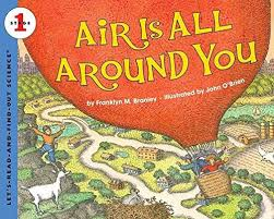 Air Is All Around You (Stage 1) Easy Read