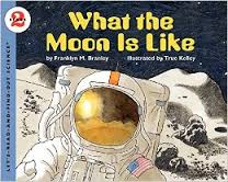 What the Moon Is Like ( Stage 2) (Space) Easy Read