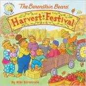 Berenstain Bears' Harvest Festival (tradition, family, Thanksgiving, season)