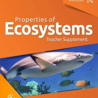 God's Design for Chemistry & Ecology: Properties of Ecosystems (Teacher Supplement, Faith-based, HCOS3, BC3,BC4)