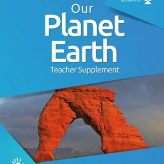 God's Design for Heaven & Earth: Our Planet Earth (Teacher Supplement)
