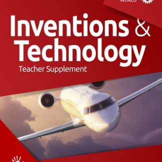 God's Design for the Physical World: Inventions and Technology (Teacher Supplement)
