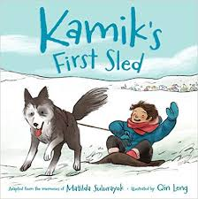 Kamik's First Sled (First Nations) (CPK, BCK, BC1)