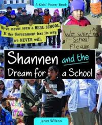 Shannen and the Dream for a School (BC6)