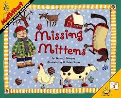 Missing Mittens ( Mathstart: Level 1) (odd & even numbers, BC1, BCK)