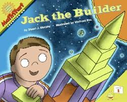 Jack the Builder ( Mathstart: Level 1) (Counting On, BC1, BCK)