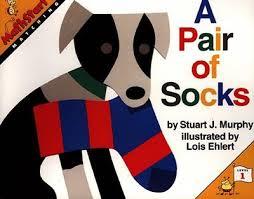 Pair of Socks ( Mathstart: Level 1) (Matching, BC1)