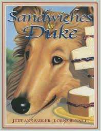 Sandwiches for Duke (Come Sit By Me Vol 1, BCK, HCOSK)