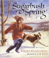Sugarbush Spring (Hard Cover)