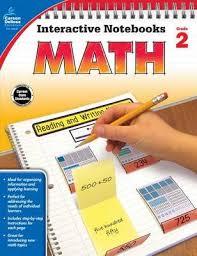 Math Interactive Notebook Gr. 2 (hands-on activities)