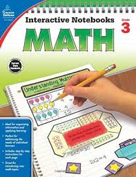 Math Interactive Notebook Gr. 3 (hands-on activities)