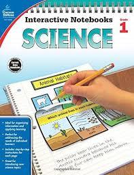 Science Interactive Notebook Gr 1 (hands-on activities)