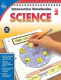 Science Interactive Notebook Gr 2 (hands-on activities)