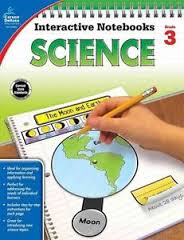 Science Interactive Notebook Gr 3 (hands-on activities)
