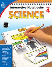 Science Interactive Notebook Gr 4 (hands-on activities)