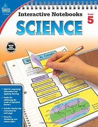 Science Interactive Notebook Gr 5 (hands-on activities)