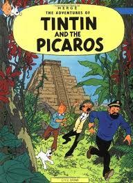 Adventures of Tintin - Tintin and the Picaros