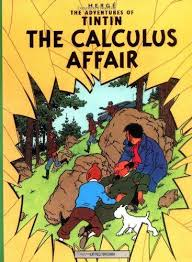 Adventures of Tintin - The Calculus Affair