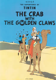 Adventures of Tintin - The Crab with the Golden Claws