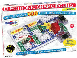 Snap Circuits 300 Experiments (STEM, electronics, BC4, BC7, BC9)