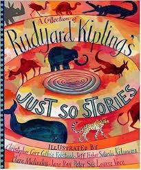 Collection of Rudyard Kipling's Just So Stories (BCK, BC1)
