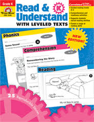 Read and Understand with Leveled Texts, Grade K