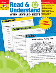 Read and Understand with Leveled Texts, Grade 2