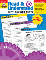 Read and Understand with Leveled Texts, Grade 3